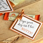 Back to School Snack Printables with NatureBox