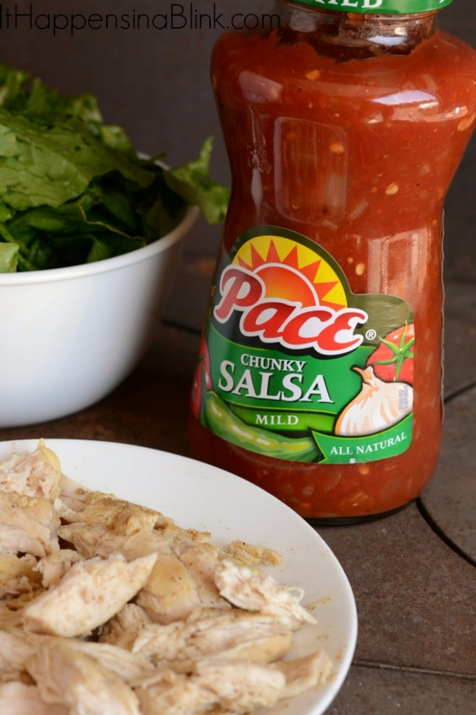 Taco Twist Soup and Salad  |  #Labels4Edu #shop #cbias |  ItHappensinaBlink.com