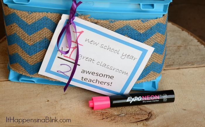 2 Teachers, 1 Classroom Box #InspireStudents #ad #pmedia #teacherschangelives