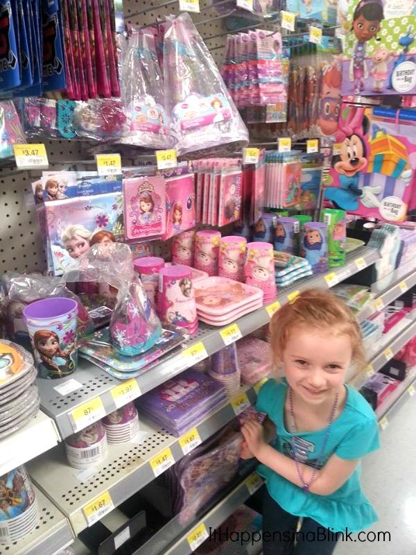 Birthday Party Ideas with Sofia the First #JuniorCelebrates #shop #cbias