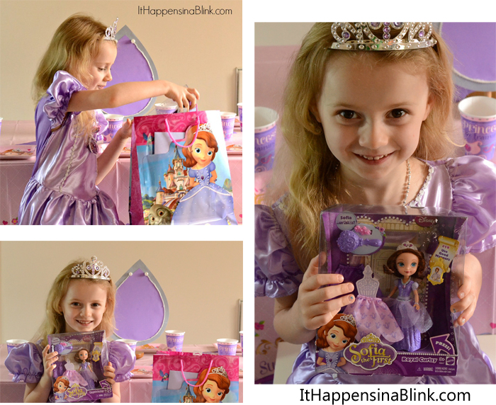 Happy Birthday with Sofia the First #JuniorCelebrates #shop #cbias