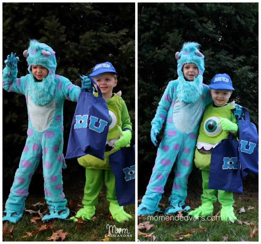 Sibling Costume Ideas