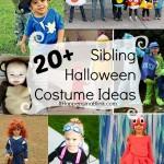 20 Sibling Halloween Costumes