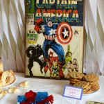 DIY a Captain America Party in 5 Days