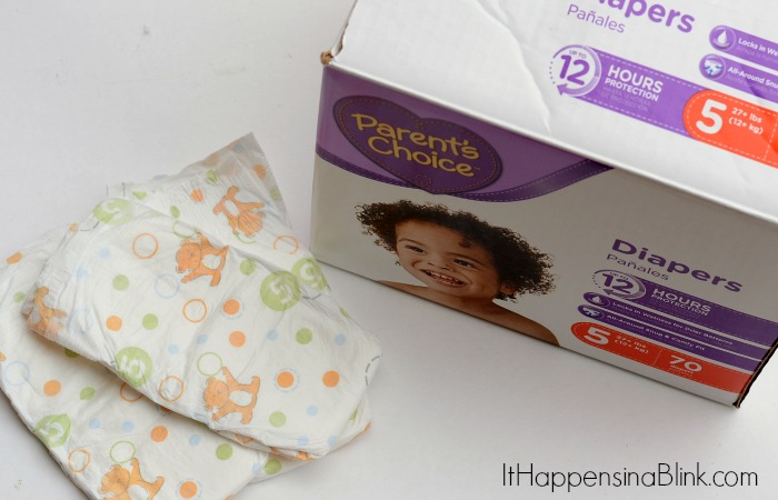 Parents Choice Diapers  #BabyDiapersSavings #CollectiveBias  #shop