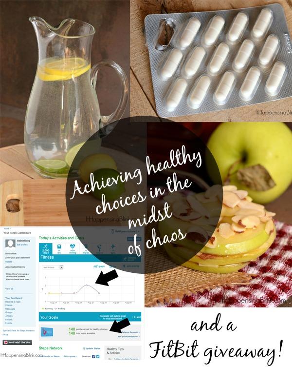 Making healthy choices daily #BalanceRewards #CollectiveBias #shop