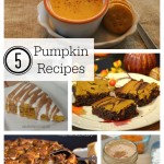 5 Pumpkin Recipes and The Project Stash