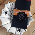 DIY Halloween Coupon Book Holder