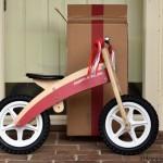 Radio Flyer Build-a-Balance Bike