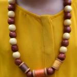 Thread Spool Necklace