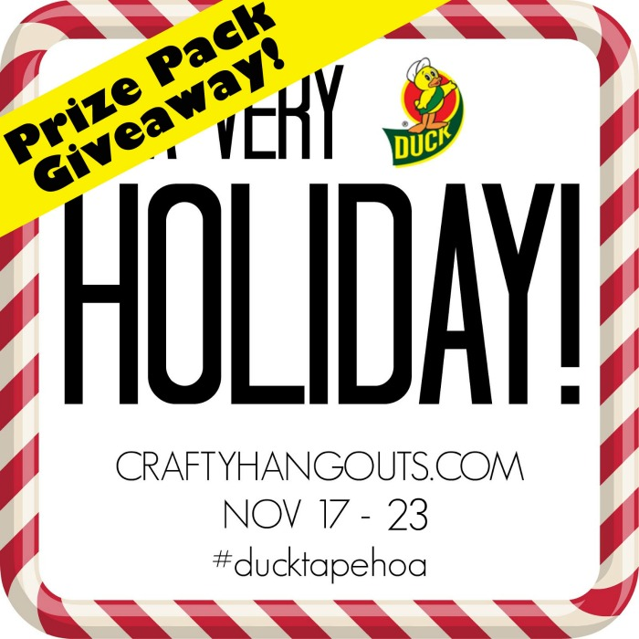 Duck Tape Prize Pack Giveaway