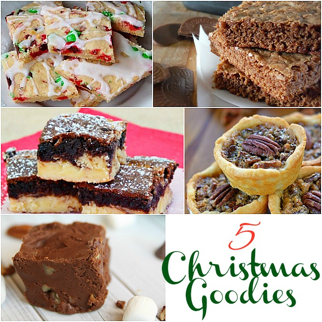 5 Christmas Goodies
