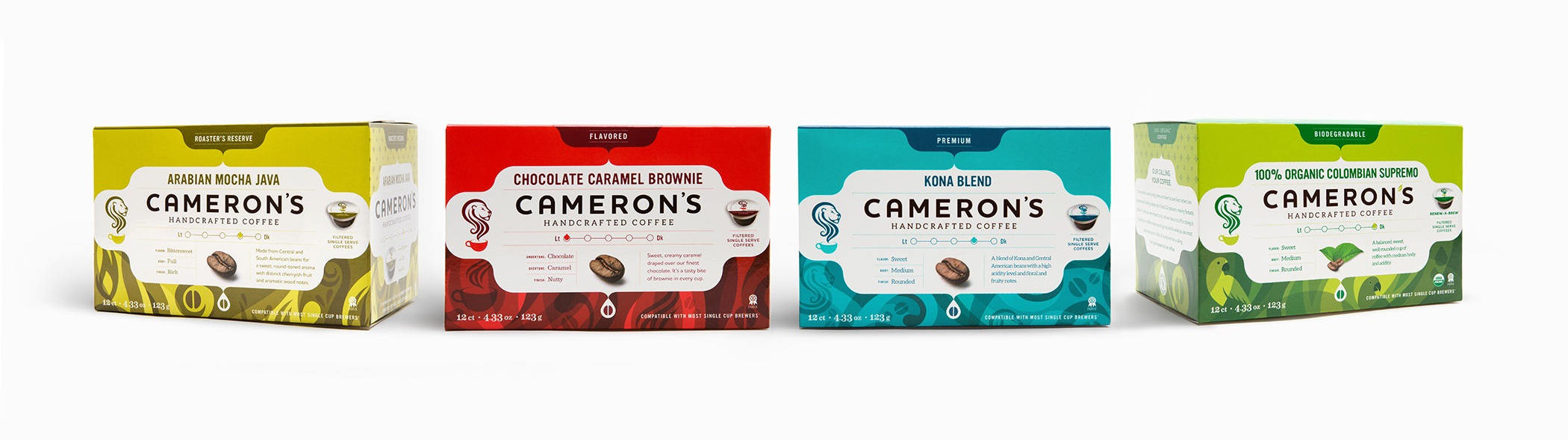 Cameron's Coffee | #ad