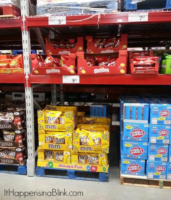 Skittles Cheesecake Ball | ItHappensinaBlink.com | #ad