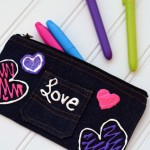 Embellished Pencil Pouch & Family Christian Giveaway!