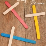 Easy Easter Crosses