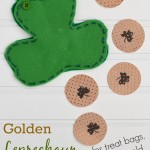 Golden Leprechaun Coins