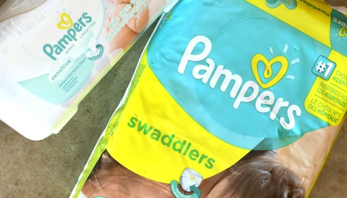 Pampers Prize Pack Giveaway