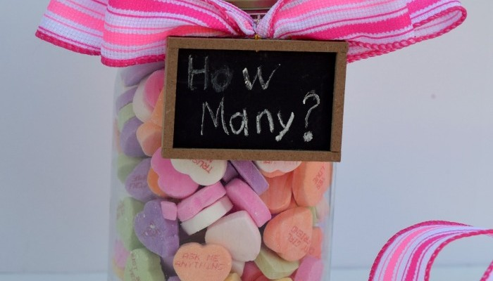 """Sweet Heart Jar 