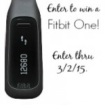 #GetOutAndGo For American Heart Month Recap and Fitbit Giveaway