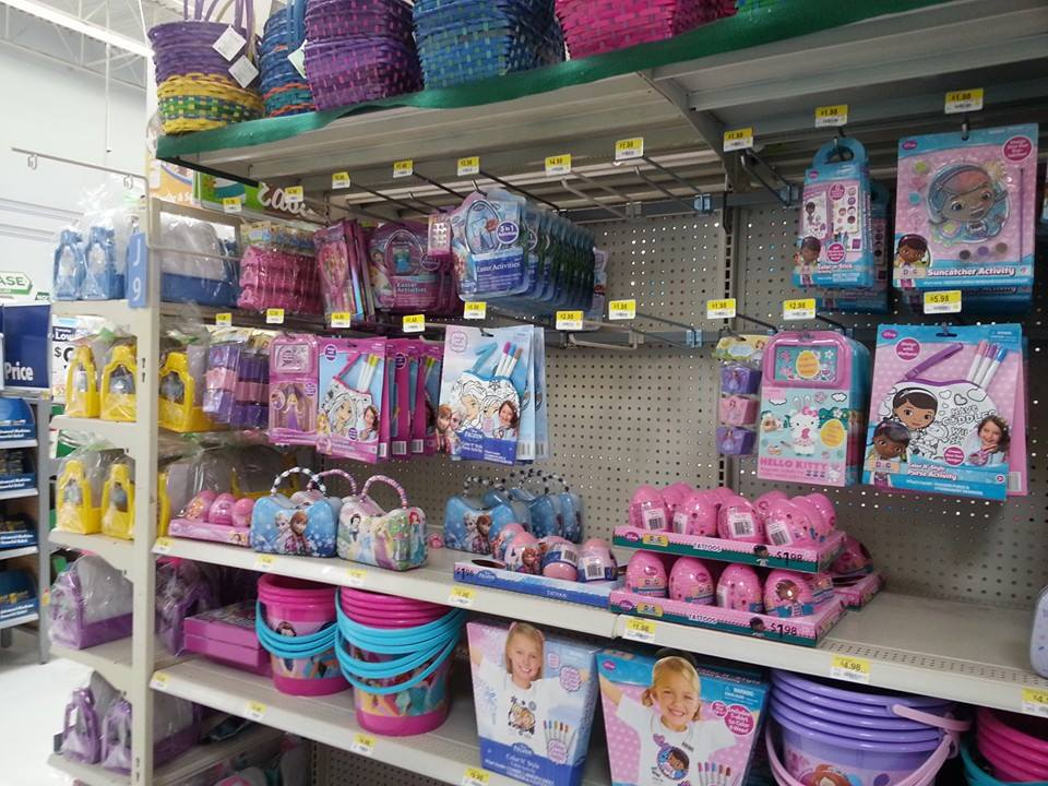 DIY Disney Easter Baskets    #sponsored #DisneyEaster