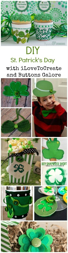DIY St. Patrick's Day Ideas