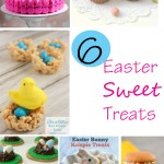 6 Easter Sweet Treats and The Project Stash
