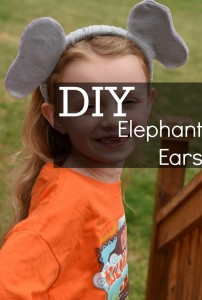 DIY Elephant Ears for Camp Kilimanjaro VBS