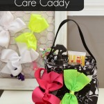 Creating a Kid's Hair Care Caddy and a SoCozy Kid's Hair Care Products Review