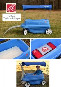 Step2 Igloo Cooler with Wagon