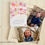 DIY Mother's Day Card and Photo Display