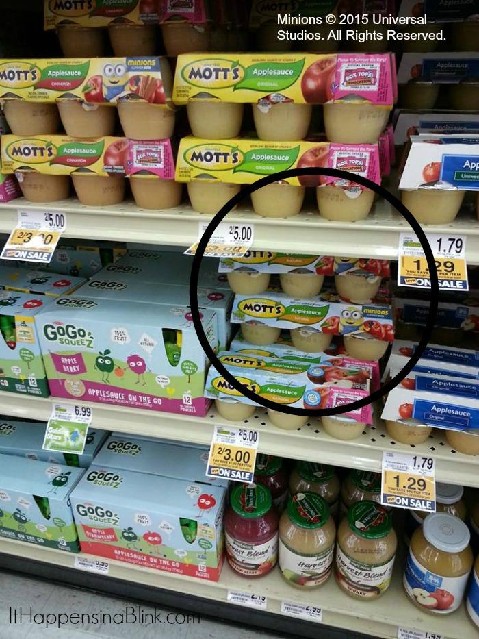 Minion Snack Bucket |  #ad #MottsAndMinions   |  Create an easy DIY Minion themed snack bucket