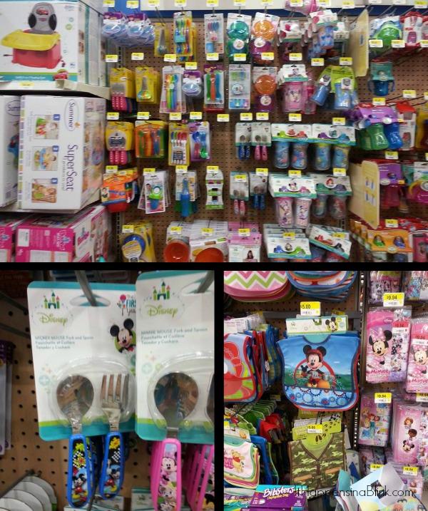 Disney Baby Mickey and Minnie Themed gift ideas  |  #ad  #MagicBabyMoments