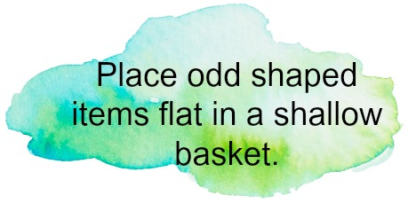 Create extra room in the basket by taking items out of their packaging | #ad #MagicBabyMoments