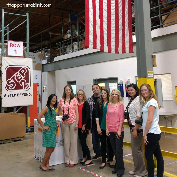 The Next Step in Toys with Step2  |  Visiting the Step2 Headquarters in Ohio