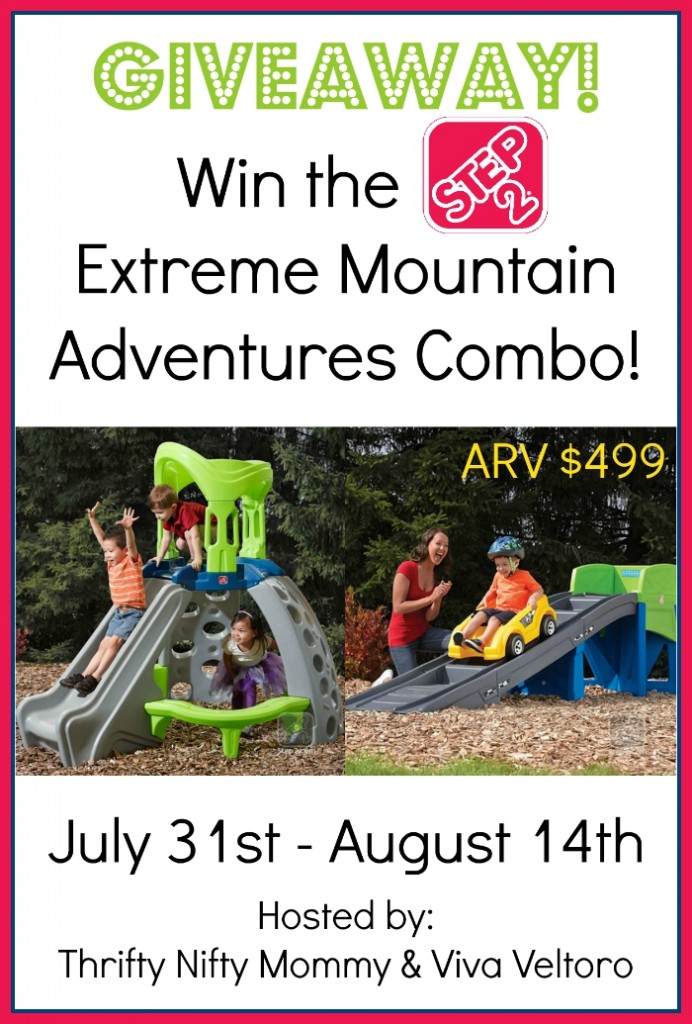 Extreme Mountain Adventures Combo Giveaway