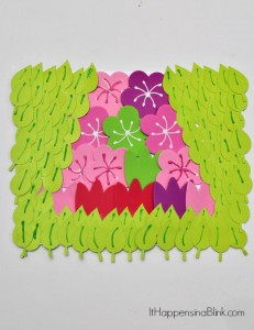 Garden of Eden Craft | Great kid's craft idea for home, Sunday School, VBS, or Children's Church | Part of the Craft Through the Bible Series