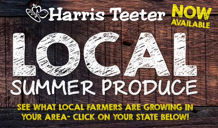 Harris Teeter Local Produce | AD