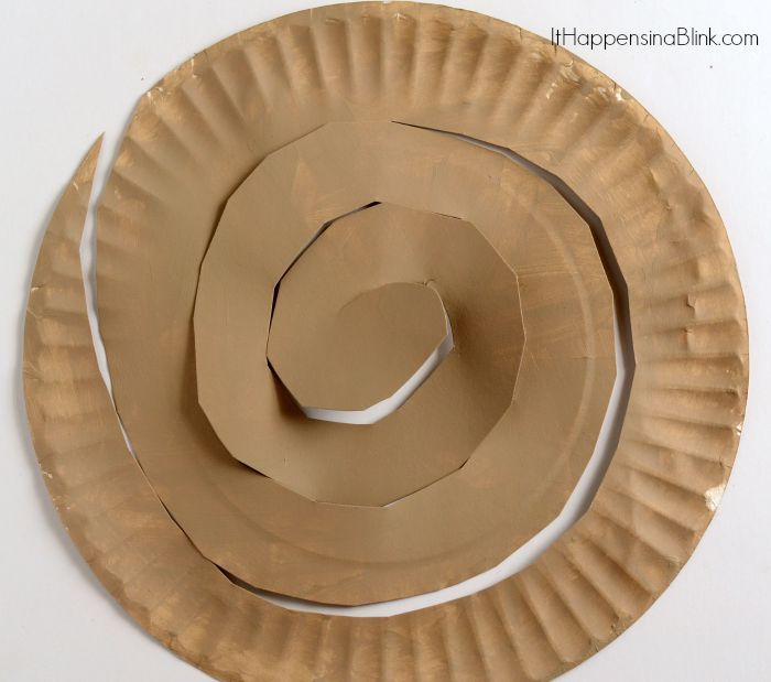 Paper Plate Snake     Part of the Craft Through the Bible Series. Great for VBS, Sunday School, or Children's Church. Also can be a preschool paper plate craft