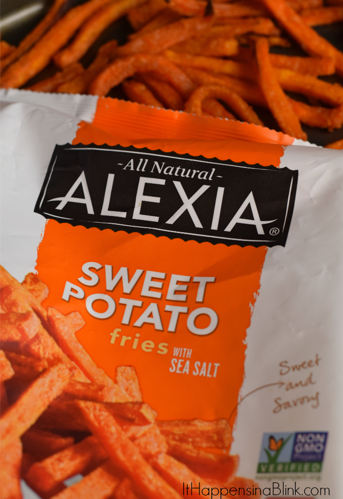 Dill Chicken and Sweet Potato Fries | AD