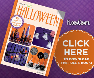 FloraCraft Halloween book
