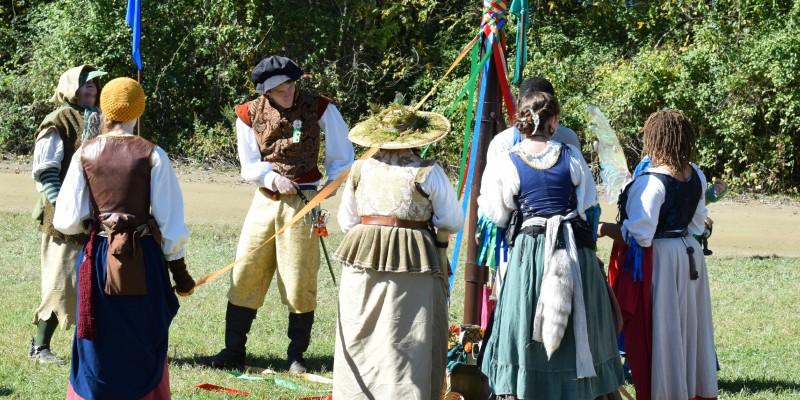 Carolina Renaissance Festival Highlights