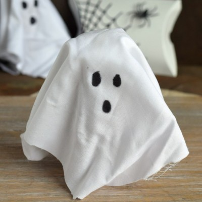Quick & Easy TP Roll Ghosts | AD