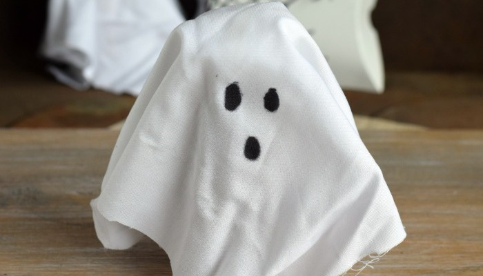 Quick & Easy TP Roll Ghosts   AD