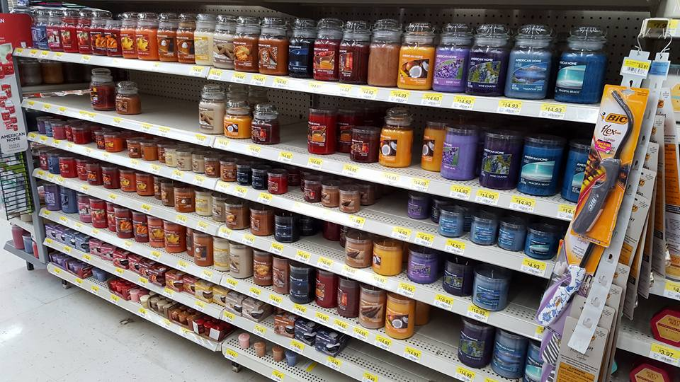 American Home by Yankee Candle at Walmart   AD
