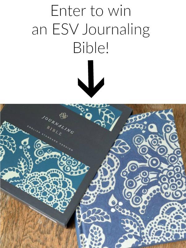 ESV Journaling Bible | AD
