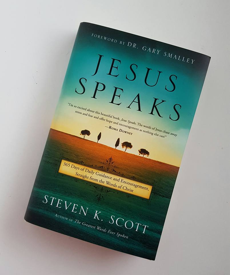 Jesus Speaks Devotional Book
