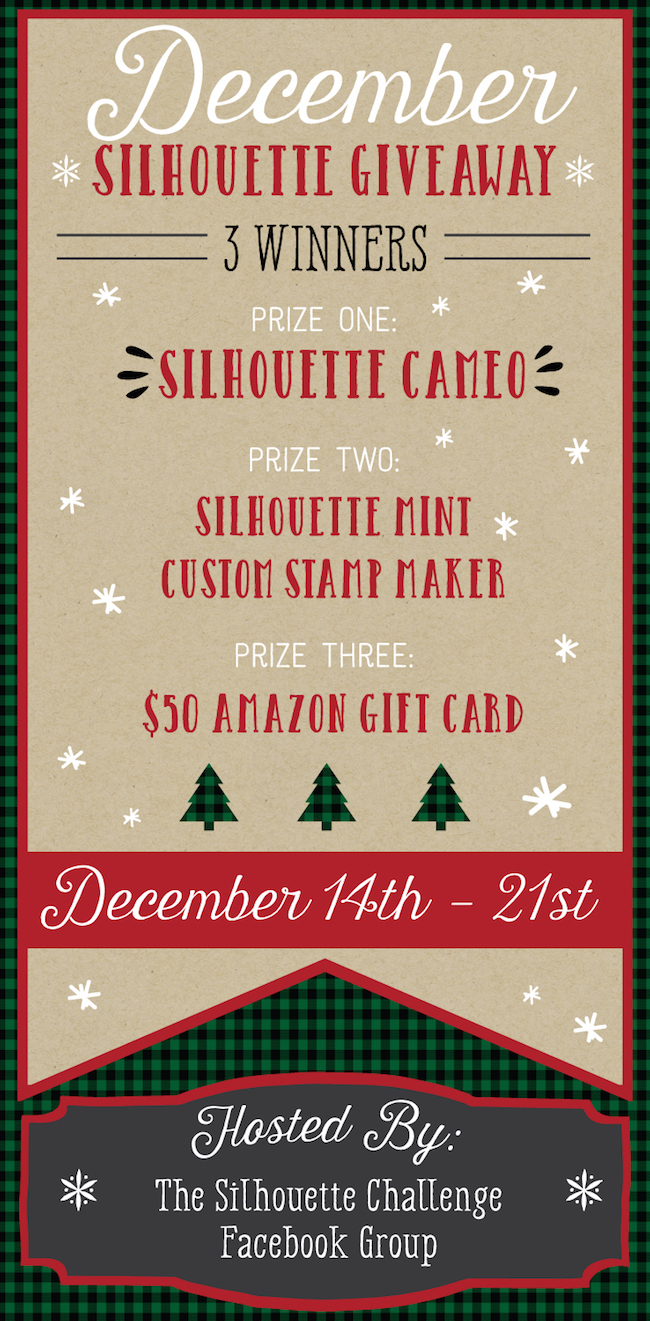 December 2015 Silhouette Giveaway