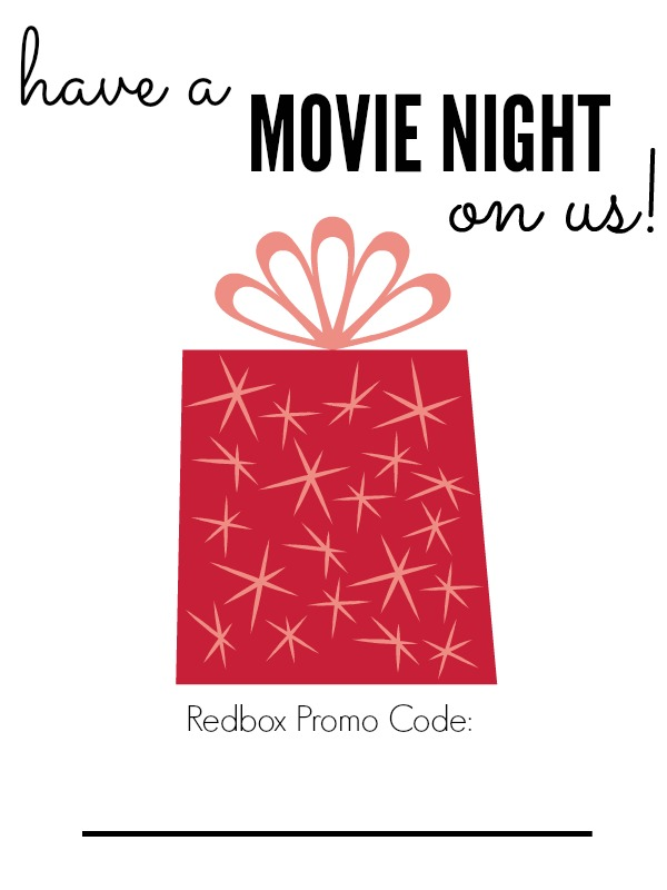 graphic regarding Redbox Printable identify Redbox Code Present Ornament