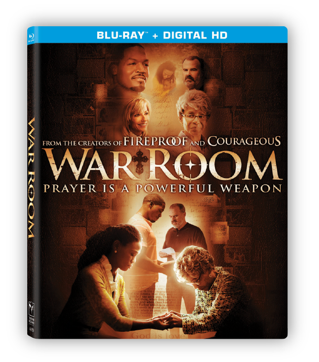 War Room DVD | AD #MakeItAMovieNight